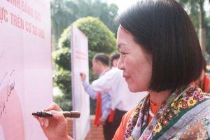 Chấm dứt bạo lực đối với phụ nữ và trẻ em: Cần sự vào cuộc của cả hệ thống chính trị và cộng đồng