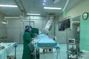 40 phút nghẹt thở cứu sống thiếu niên bị nhồi máu cơ tim cấp