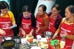 Ajinomoto góp phần duy trì văn hóa bữa cơm gia đình