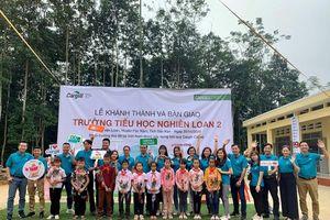 Cargill sắp cán mốc xây dựng 100 trường học tại Việt Nam