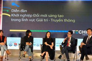 Lĩnh vực giải trí - truyền thông mở ra nhiều cơ hội cho doanh nghiệp khởi nghiệp