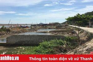 Cần sớm xử lý dứt điểm tình trạng lấn chiếm hành lang sông Lạch Trường