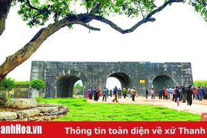 Tu sửa cấp thiết tường thành đá Di sản văn hóa thế giới Thành Nhà Hồ