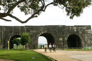 Thanh Hóa: Tu sửa cấp thiết tường thành đá Di sản văn hóa thế giới Thành Nhà Hồ