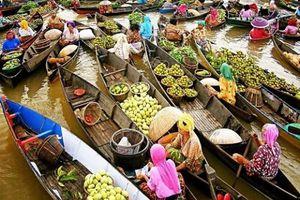 Sản phẩm nông nghiệp sẽ là trụ cột phát triển kinh tế chính của Đồng Bằng Sông Cửu Long