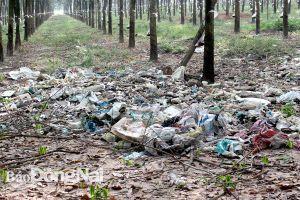 Xử phạt đổ trộm chất thải: Còn nhiều khó khăn