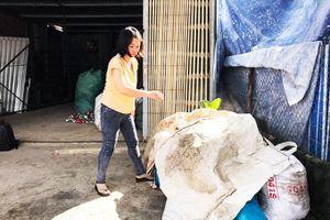 Mua bán phế liệu gây ô nhiễm môi trường