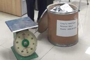 Hải quan An Giang chủ trì bắt giữ hơn 30 kg ma túy