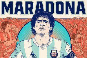 BLV Quang Huy: Maradona góp phần truyền cảm hứng yêu bóng đá đến Việt Nam