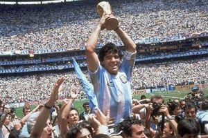 Chủ tịch VFF chia buồn tới gia đình Diego Maradona