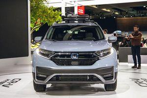 Honda CR-V thuần điện sẽ được bán ra thị trường vào năm 2024