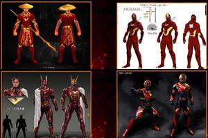 Top 25 thiết kế trang phục siêu anh hùng VINAMAN, thế này gia nhập Avengers cũng được nhỉ!