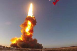 Quân đội Nga thử nghiệm thành công hệ thống phòng thủ tên lửa mới