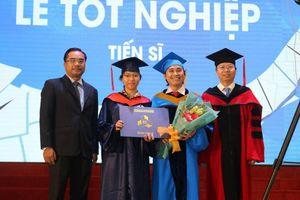 Nữ học viên tốt nghiệp cao học với điểm số 'khủng' 9,63
