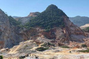 Công ty nói về vụ sạt lở đá khiến 2 công nhân thương vong