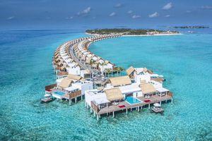 Du lịch hưởng thụ ở Maldives giữa đại dịch