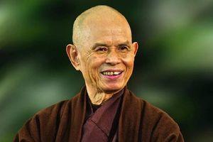 Phương pháp trị liệu khổ đau từ Thiền sư Thích Nhất Hạnh