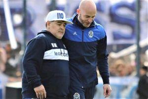 Trợ lý của Maradona từ chức