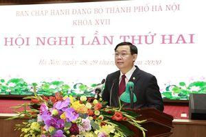 Bí thư Thành ủy Vương Đình Huệ: Siết chặt kỷ luật, kỷ cương với tinh thần đổi mới sáng tạo và tư duy phát triển