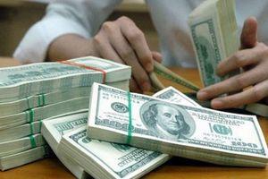 Tỷ giá đồng USD trong ngân hàng thương mại tăng mạnh