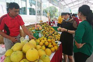Tuần lễ cam Hưng Yên, mang đến người tiêu dùng Thủ đô những sản phẩm chất lượng