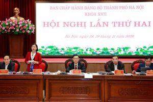 Điểm nhấn trong công tác xây dựng Đảng của Hà Nội