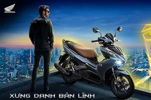 Honda Air Blade 125/150cc bản 2021 từ 42 triệu tại Việt Nam