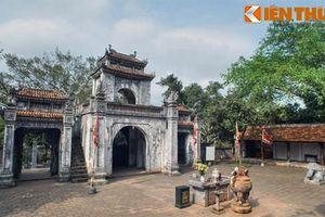 Toàn cảnh khu đền cổ hoành tráng nhất xứ Thanh