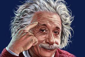 Những thói quen khác biệt tạo nên bộ não thiên tài Albert Einstein