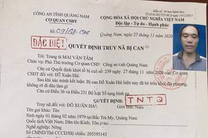 Truy nã toàn quốc kẻ dùng súng bắn 4 người thương vong ở Quảng Nam