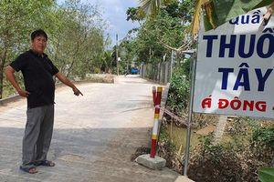 Dự án cầu Mỹ Thuận 2: Phạm vào đất dân nhưng không đền bù?