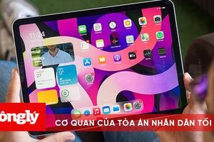 iPad và MacBook sẽ được sản xuất tại Việt Nam