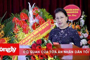 Chủ tịch Quốc hội: Cần khắc phục tình trạng khen thưởng 'từ trên xuống'