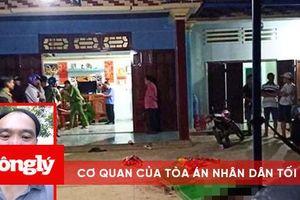 Truy nã nghi phạm nổ súng làm 4 người thương vong ở Quảng Nam