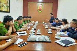 Trực tiếp kiểm sát việc tuân theo pháp luật tại trại tạm giam Công an tỉnh Quảng Bình