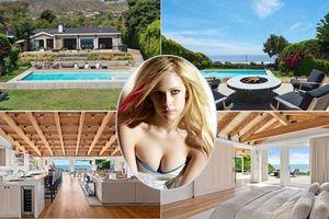 Biệt thự như resort bên biển của Avril Lavigne