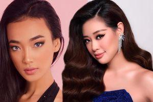 Hoa hậu Hoàn vũ Campuchia gây tranh cãi về nhan sắc nhưng vẫn có điểm hơn Khánh Vân