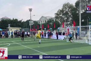 Giải bóng đá các cơ quan báo chí toàn quốc lần thứ V