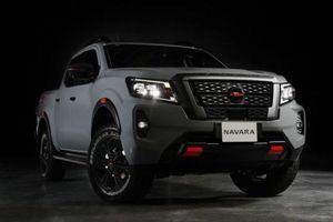 Nissan Navara phiên bản mới ra mắt tại Thái Lan, sắp về Việt Nam