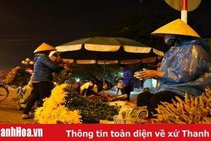 Nhộn nhịp chợ hoa đêm
