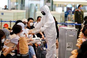 Thêm 2 ca nhập cảnh từ Nga và Nhật Bản nhiễm Covid-19