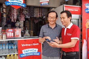 Tăng trưởng ấn tượng, VinShop hướng tới mốc 55.000 tiệm tạp hóa trong năm nay