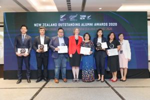 6 cựu du học sinh Việt Nam tại New Zealand được vinh danh năm 2020