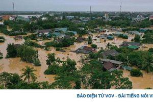 MTTQ Việt Nam phân bổ 325 tỷ đồng đến bà con vùng lũ