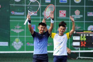Lý Hoàng Nam, Lê Quốc Khánh vô địch VTF Masters 500-2