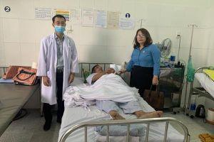 Quảng Nam: Bảo vệ bệnh viện bị đâm trọng thương