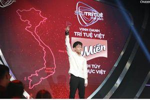 Siêu Trí Tuệ Việt Nam: Nghẹt thở theo dõi họa sĩ 3D định vị 28 triệu điểm ảnh bằng mắt