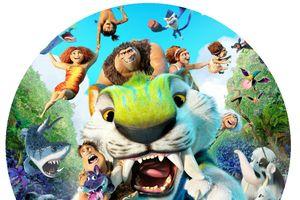 Gia đình Croods - Kỷ nguyên mới: phim hoạt hình vui nhộn cho mọi gia đình