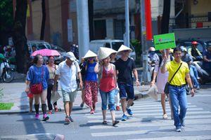 Tháng 11 khách quốc tế đến Việt Nam giảm 99% so với cùng kỳ