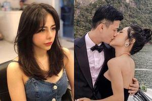 Những lần công khai chuyện tình yêu của Huỳnh Anh